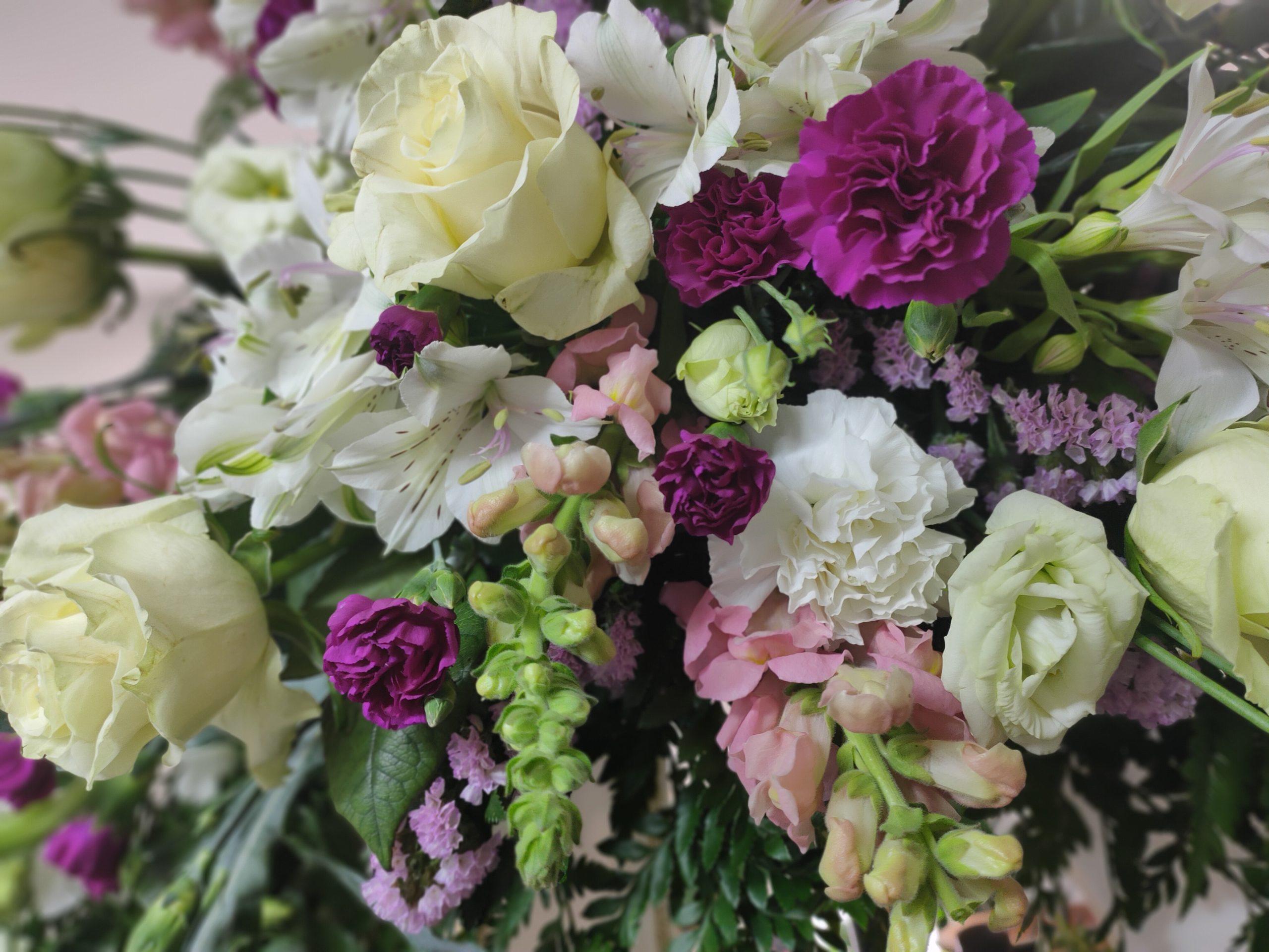 flores cemenenterio todos los santos