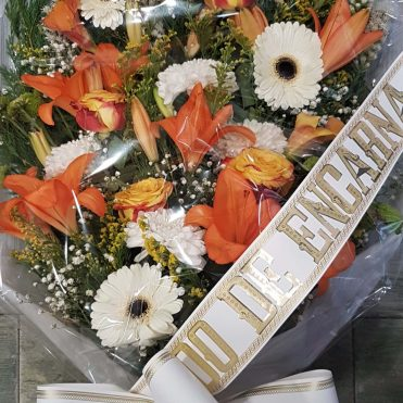 Floristería Rosa Rosam Ramo funerario 1