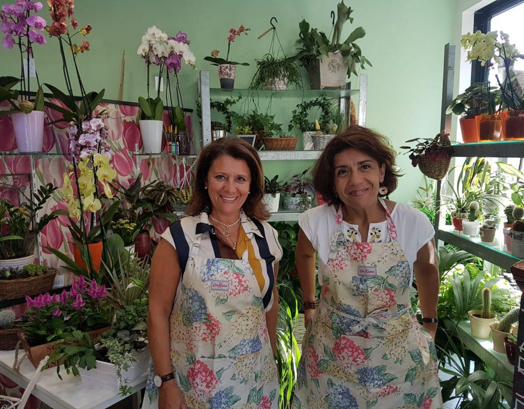 Rosarosam Floristería - Marta y Gloria 2